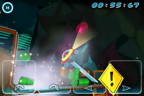 Screenshot Underground 3D Rollercoaster Rush