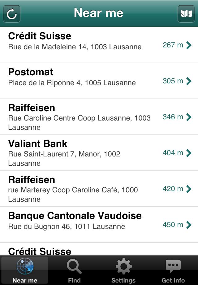 BancoMap