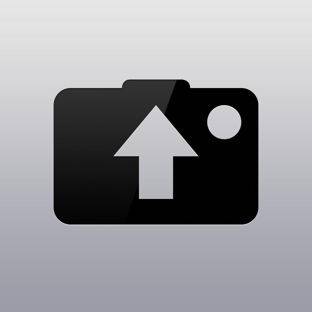QuickShot with Dropbox (AppStore Link)