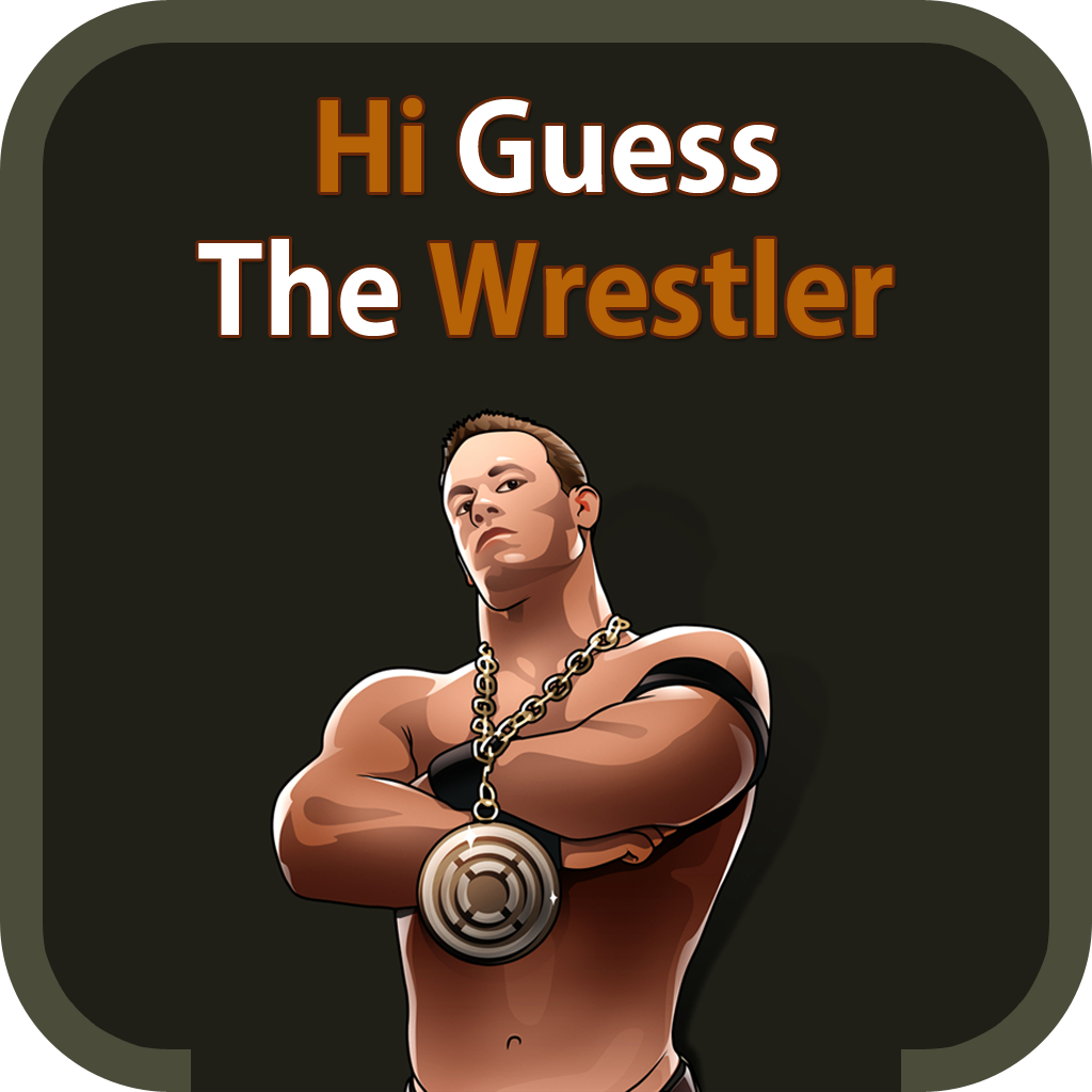 Hi Guess The Wrestlers